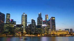 LifeForward Singapore city